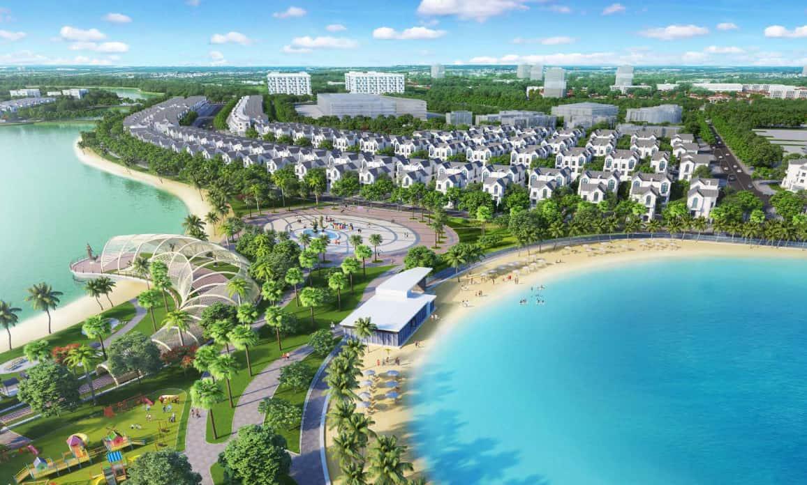 Vinhomes Ocean Park - Vietnam Groove
