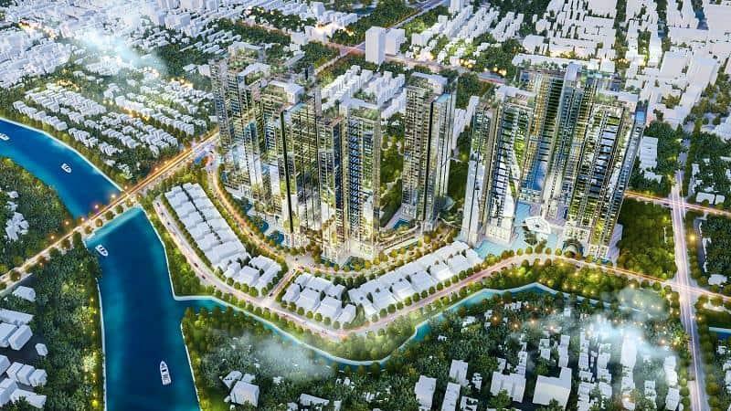 Khám phá 3 giá trị đặc biệt tại Sunshine City Sài Gòn