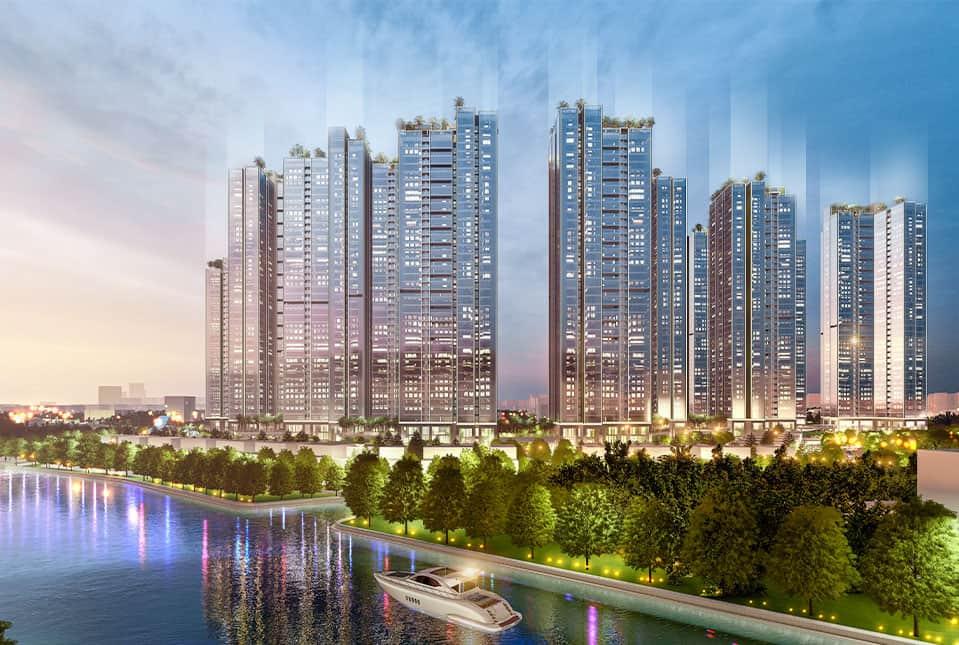 Những lý do nên đầu tư vào căn hộ Sunshine City Sài Gòn quận 7