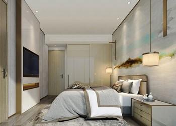 高級なベッドルーム
