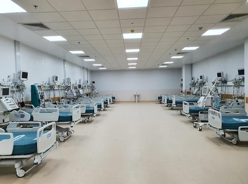 COVID-19蘇生病院